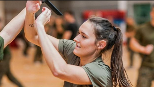 women's self defence Coomera