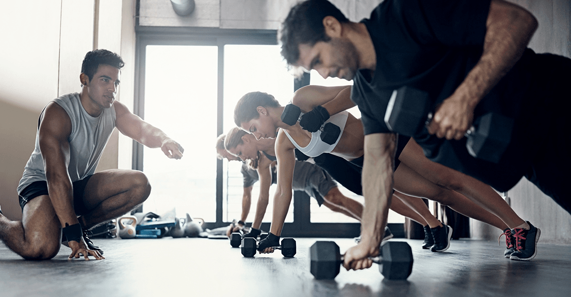 exercise trainers