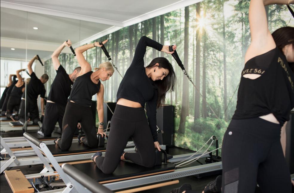 reformer Pilates Elanora